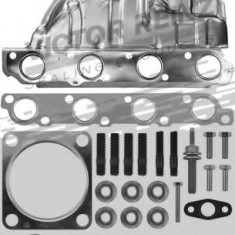 Set montaj, turbocompresor FORD MONDEO Mk III limuzina 2.0 16V TDDi / TDCi - REINZ 04-10055-01 - Turbina