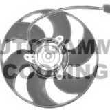Ventilator, radiator PEUGEOT EXPERT 1.6 - AUTOGAMMA GA200532 - Electroventilator auto