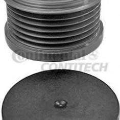 Sistem roata libera, generator FIAT SCUDO caroserie 2.0 D Multijet - CONTITECH AP9013 - Cap de bara