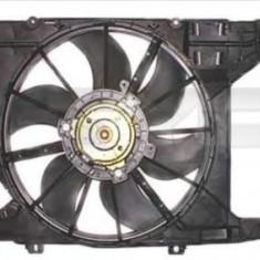 Ventilator, radiator DACIA LOGAN 1.5 dCi - TYC 828-0002 - Ventilatoare auto