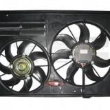 Ventilator, radiator AUDI A3 2.0 TDI 16V - TYC 837-0028 - Electroventilator auto
