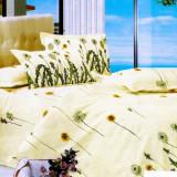 Cuvertura pentru pat dublu din bumbac satinat cod XC2