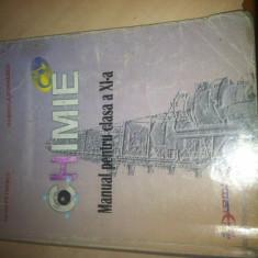 Manual de chimie cls 11 - Manual scolar Aramis, Clasa 11, Aramis