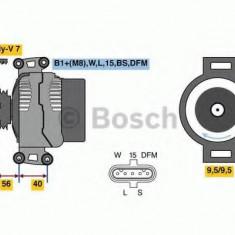 Generator / Alternator DAF CF 85 FA 85.360 - BOSCH 0 986 049 320 - Alternator auto