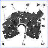 Punte diode VW PASSAT 2.0 - HÜCO 139454