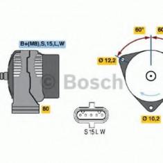 Generator / Alternator MAN TGA 28.360 FNLC, FNLLC - BOSCH 0 123 325 500 - Alternator auto