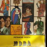 MODA SI TIPARE - PETRACHE DRAGU - Carte design vestimentar