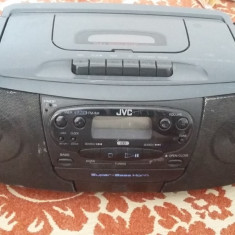 JVC RC- QS11 CD PLAYER/RADIO/CASETOFON