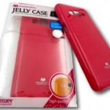 Husa Jelly Case Mercury Huawei P8 lite PINK - Husa Telefon
