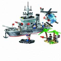 Joc tip Lego Fregata Combat Zones Enlighten 820 614 Piese - LEGO Pirates