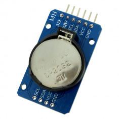 Modul cu Ceas în Timp Real DS3231 Real Time Clock Arduino / PIC / AVR / ARM / STM32 RTC I2C