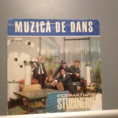 MUZICA DE DANS -STUBINERNA (EDD 1148/ELECTRECORD) - Vinil RAR/stare BUNA - Muzica Rock & Roll