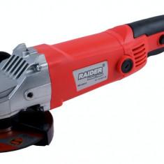 020139-Flex 125 mm x 1200 W Raider Power Tools RD-AG37 - Masina de taiat