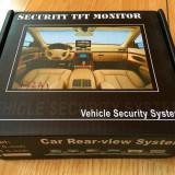 Monitor Auto + Camera Marsarier display LCD 4.3 inch, DVD, Video pt. Masina