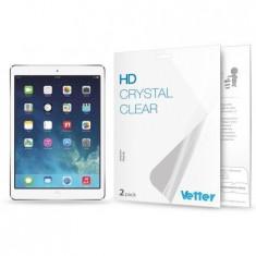Folie protectie ecran iPad Air   2 buc   HD Vetter - Folie protectie tableta