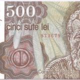500 Lei Aprilie 1991- Stare Unc!, An: 1991