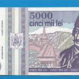 5000 lei 1993 aUNC 3
