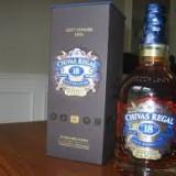Whisky Chivas Regal 18 ani Gold Signature