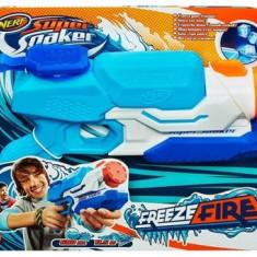 Pistol Cu Apa Nerf Super Soaker Freezefire Blaster - Pistol de jucarie