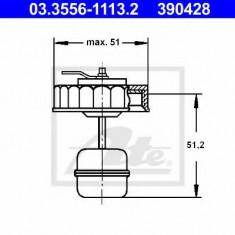 Buson, rezervor lichid de frana - ATE 03.3556-1113.2 - Buson lichid frana