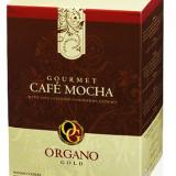 Cafea Organo Gold Gourmet Café Mocha Ganoderma lucidum - Cafetiera