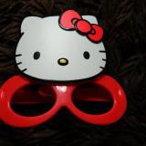 Masca pentru copii, ochelari de plastic, McDonald, colectia Kitty, My Kitty