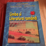 LIMBA SI LITERATURA ROMANA PENTRU CLASA A XI-A, Grup Editorial Art - Manual Clasa a XI-a, Romana