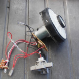 Motor aspirator portabil 12V - Pickup audio