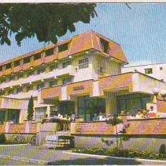 Bnk cp Jud Bistrita-Nasaud - Beclean - Hotel Somesul - necirculata - marca fixa - Carte Postala Transilvania dupa 1918, Printata