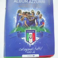 ALBUM FOTBALISTI ALBUM AZZURRI