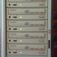 CD Multiplicator-Duplicator, model RIMAX 1-7