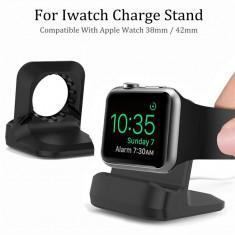 Dock incarcare / suport de birou pt ceas inteligent Apple iWatch 38 / 42mm - Dock telefon