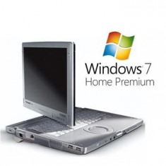 Laptopuri Refurbished Panasonic CF C1 i5 2520M Windows 7 Home - Laptop Panasonic