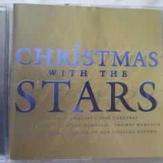 Various - Christmas With The Stars _ cd, compilatie, Franta craciun - Muzica Sarbatori