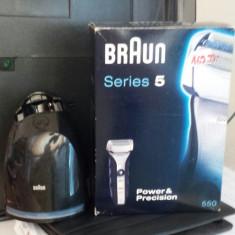 Aparat de barbierit Braun serie 5 - Aparat de Ras