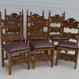 Set 6 scaune Renastere - Mobilier