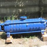 Pompa centrifuga orizontala multietajata 100 x 10