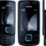 TELEFON NOKIA 6600 slide RECONDITIONAT, Negru, <1GB, Neblocat, Single core, Nu se aplica