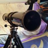 Telescop astronomic newtonian model vintage - Luneta vanatoare