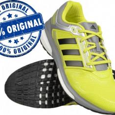 Adidasi barbat Adidas Revenge Boost Techfit 2 - adidasi originali - alergare - Adidasi barbati, Marime: 41 1/3, 42 2/3, Culoare: Din imagine, Textil