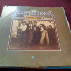 DISC VINIL THE TEMPTATIONS - HOUSE PARTY - Muzica R&B
