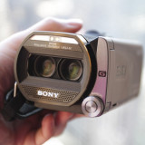 Videocamera Sony 3D TD20 – 3D REAL, dublu FulHD, pentru amintiri in 3D