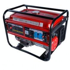 129941-Generator de curent 5 KW pe benzina Raider Power Tools RD-GG03 - Generator curent Raider Power Tools, Generatoare uz general