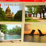 Lot vederi Leningrad Rusia - URSS - 15 buc - 2+1 gratis - RBK15942, Necirculata, Fotografie, Africa