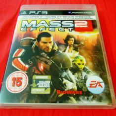 Joc Mass Effect 2, PS3, original, alte sute de jocuri! - Jocuri PS3 Ea Games, Actiune, 18+, Single player