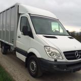 Bena Cutie duba suprastructra Mercedes Sprinter din aluminiu si inox - Utilitare auto