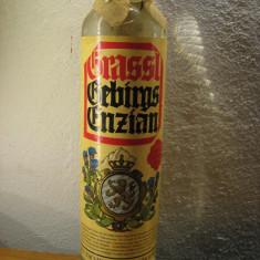 Grassl berbings genzian, c l.70 gr. 40 rare - Lichior