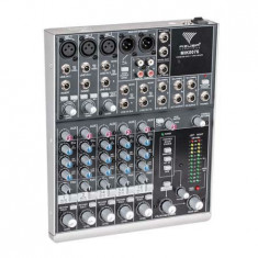 MIXER AUDIO 8 CANALE MIK0076