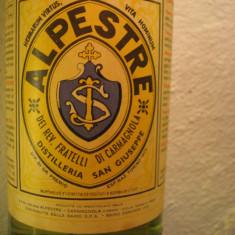 Alpestre, distilleria san giuseppe, italy, cl 75 gr 44 anii 50/ 60 - Lichior