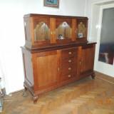 Mobilier - Bufet antic din lemn masiv de cires